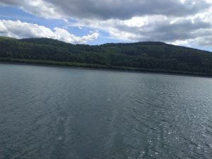 Panorama Schiffstour Biggetalsperre