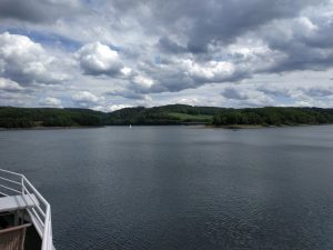 Panorama der Bigge Schiffstour